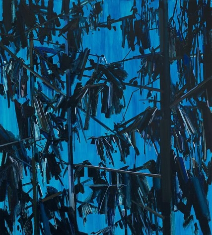 Night and Trees, 2014