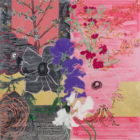 Anemone Bouquet, 2019