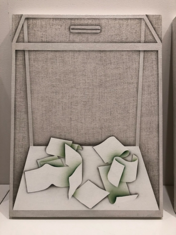 Alexi Worth, Ballot Box, 2018