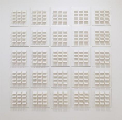 Ethan Ryman, Untitled 2009 Maquette II, 2012