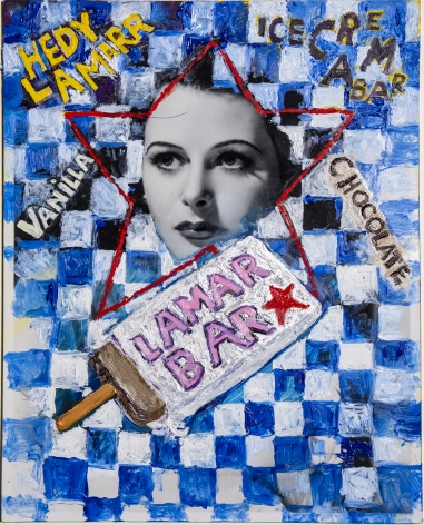 Hedy Lamar Bar, 2019