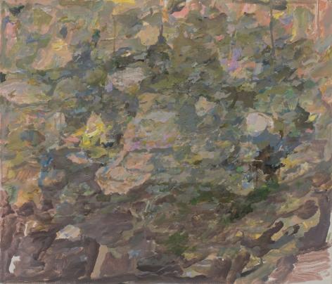 Storm, 2013 Oil on linen