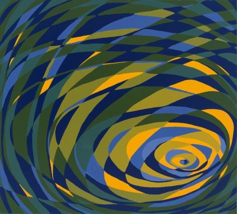 Variation XXI, 2020, Acrylic on canvas