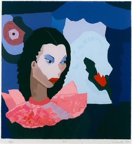 Gwen Knight, Girl, 2004