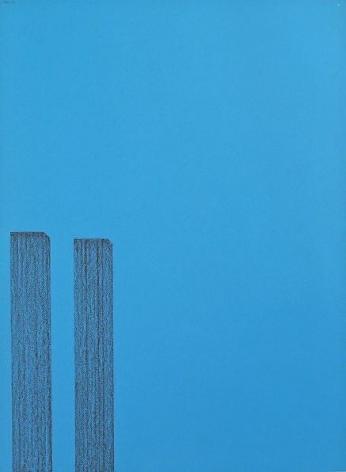 Robert Moskowitz, Skyscraper, 1995