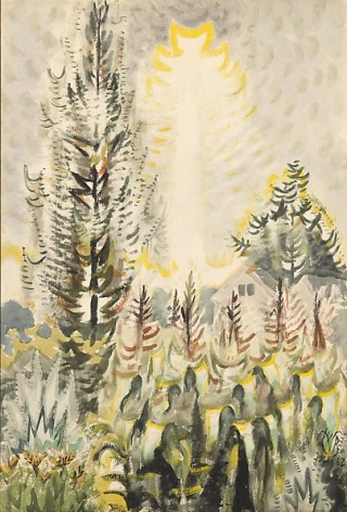 Drought, Sun and Corn, 1961-62.