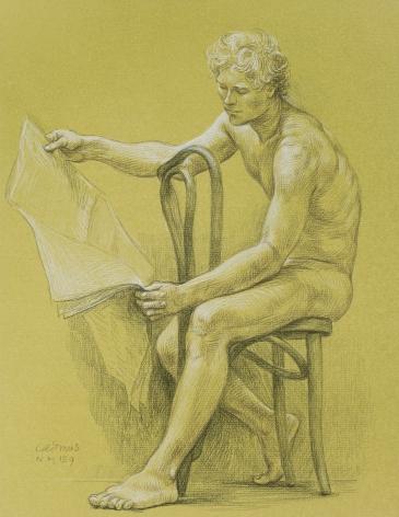 Male Nude NM159, c. 1979