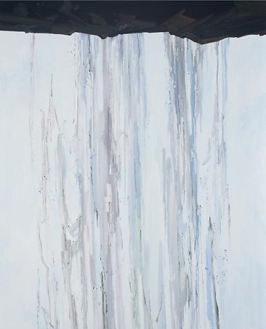 Waterfall, 2014 Oil on canvas