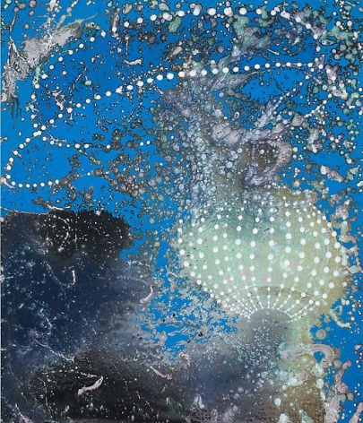 Barbara Takenaga, Green Light, 2013.