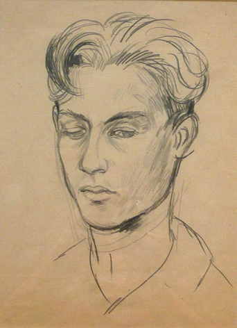 Paul Cadmus Portrait, c. 1932-33
