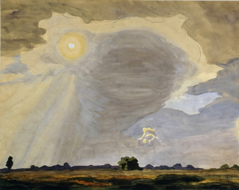 Summer Sun, 1920