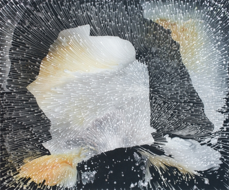 Arch, 2018, Acrylic on linen