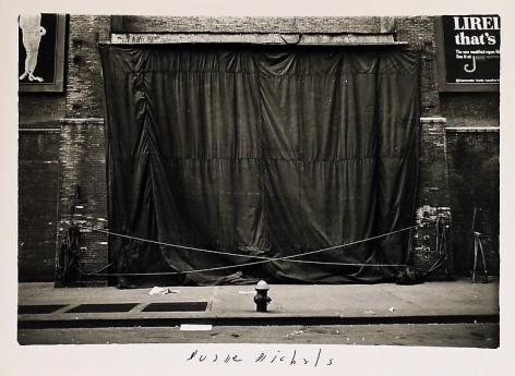 Empty New York, c. 1940