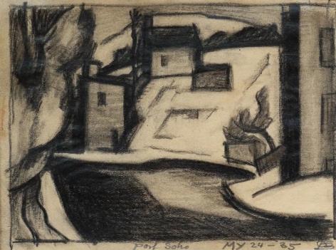 Port Soho, 1935