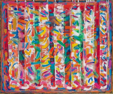 Bahian Ribbons, 1987