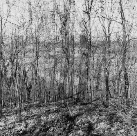 Untitled, c. 1968-72, Gelatin silver print