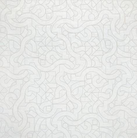 Anagram, 2011, Oil on linen