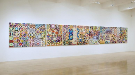 Joyce Kozloff: Maps + Patterns