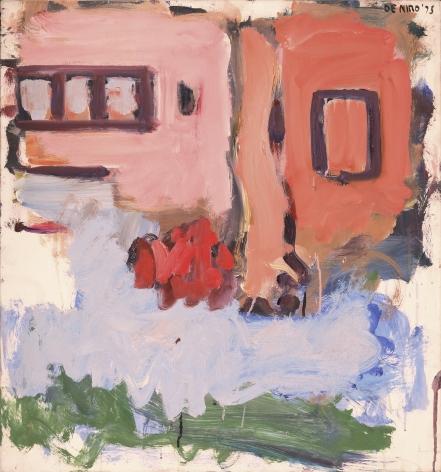 Pink and Salmon Houses, 1975
