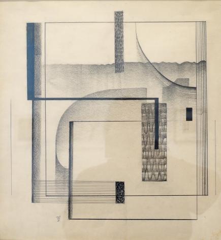 Dwinell Grant, Curvirectiline, 1941