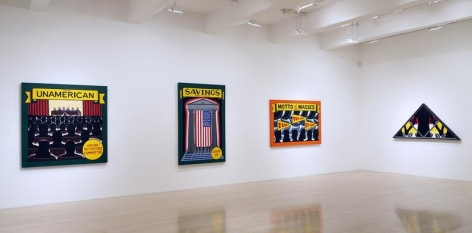 Roger Brown: Political Paintings