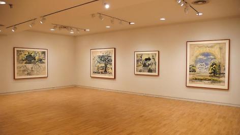 Charles Burchfield: Ecstatic Light