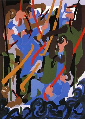 Revolt on the Amistad, 1989