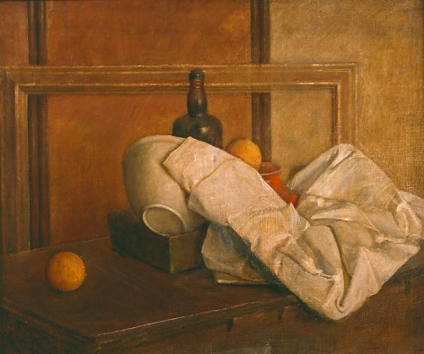 Still Life With Oranges #1, 1928