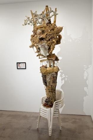 Irvin Morazan sculpture