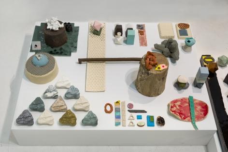 ceramic installation