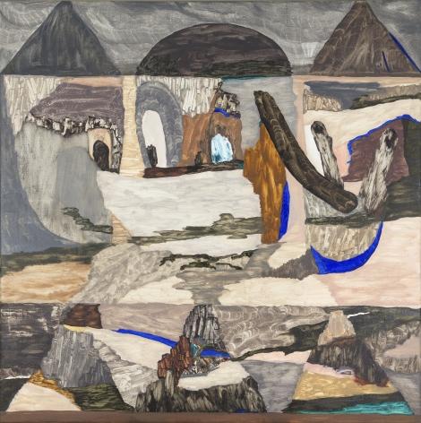 Painting by Guðmundur Thoroddsen