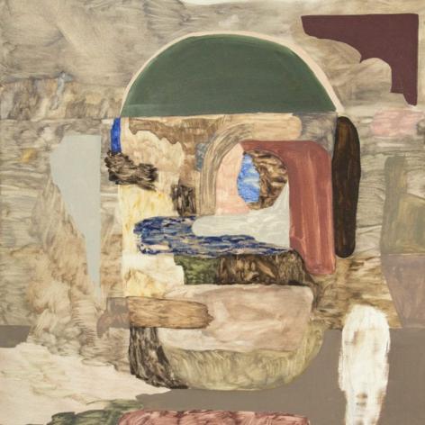 Guðmundur Thoroddsen painting