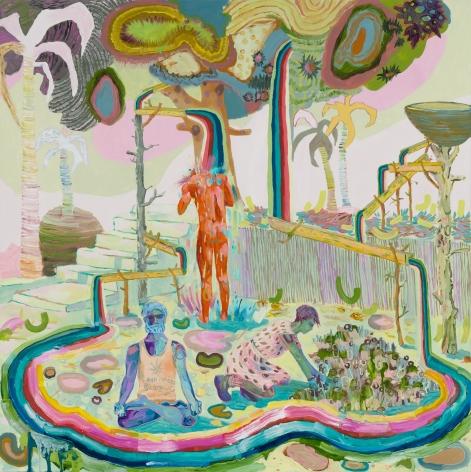 Melanie Daniel, painting