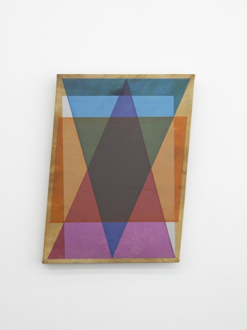 Jeffrey Gibson, Constellation No. 4, 2012