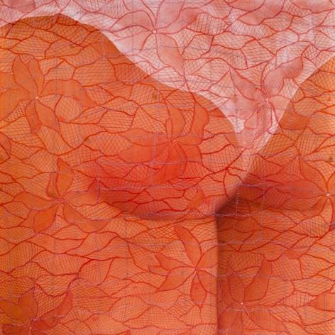 Painting on silk by Katarina Riesing