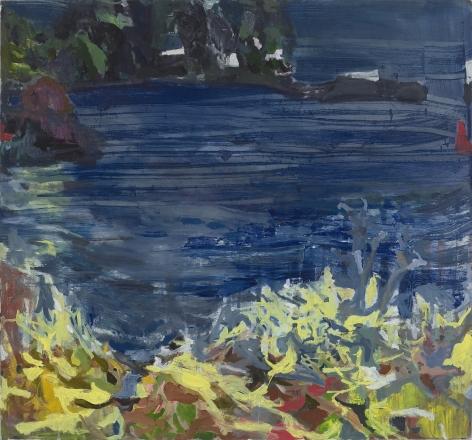 Painting on canvas by Allison Gildersleeve