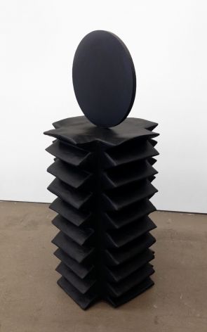 Untitled (Tower Black)