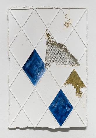 mixed media piece by Julie Schenkelberg