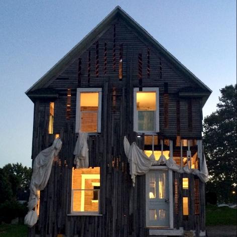 House installation
