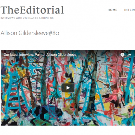 The Editorial Allison Gildersleeve