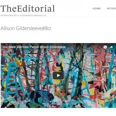 The Editorial Allison Gildersleeve