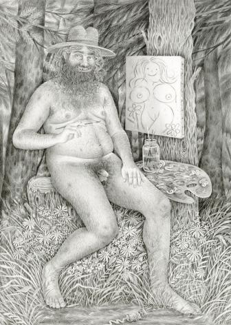 Mountain Man Painter