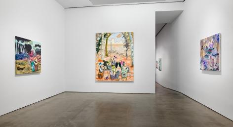 "Installation view of Melanie Daniel: ""No Man's Land"""