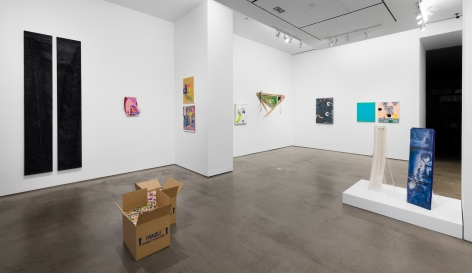 """Installation view of """"Something Else To It"""""""