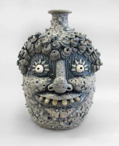 Rebecca Morgan Stoneware jug