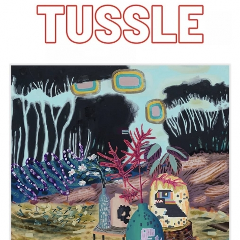 Melanie Daniel interview in Tussle Magazine Projects
