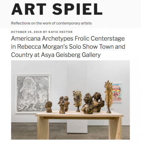 "Review in ""Art Spiel"""