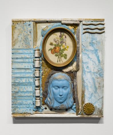 Wall sculpture by Julie Schenkelberg