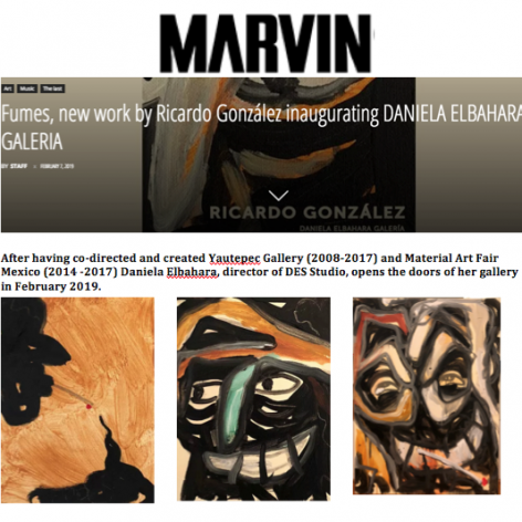 Marvin, images by Ricardo Gonzalez