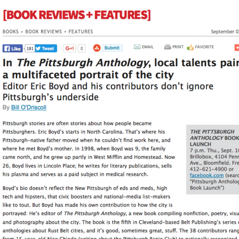 The Pittsburgh City Paper
